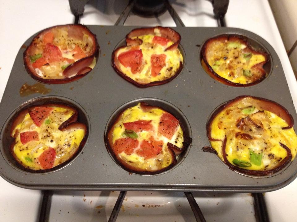 Paleo Omelette Cups | Infertility Thou Art A Heartless B!&@#