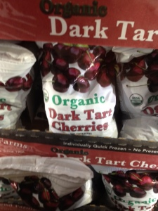 Frozen Organic Cherries
