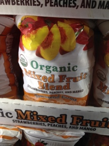 Frozen Organic Mixed Fruit