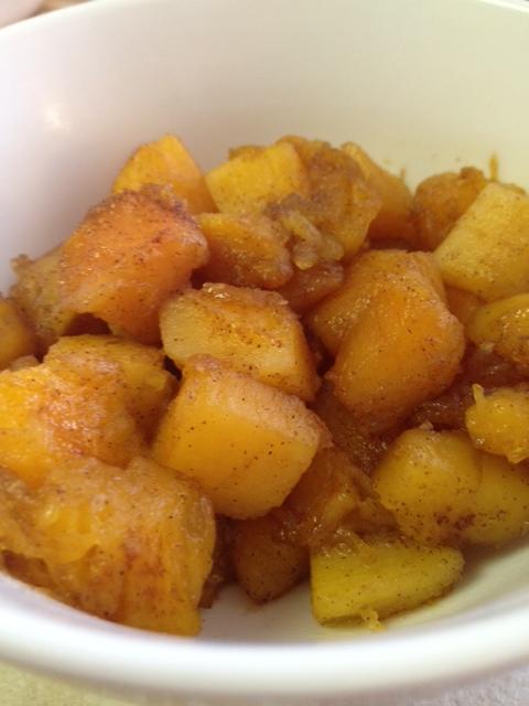 Maple Butternut Squash