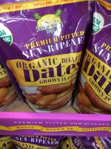 Organic Dates